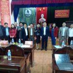 Công đoàn Cao su Hà Tĩnh được đề nghị tặng Cờ thi đua của Tổng liên đoàn LĐVN