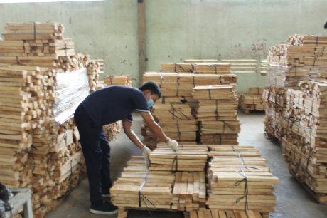 Phát triển công nghiệp chế biến gỗ theo hướng tinh chế xuất khẩu là chiến lược của công ty khi CPH
