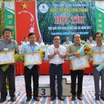 Cao su Đồng Nai khen thưởng 238 triệu đồng cho hội thi thợ giỏi