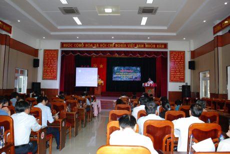 Đông đảo lãnh đạo các đơn vị Tây Nguyên về tham dự hội thảo