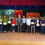 Trao 92 suất quà Tết cho người lao động Cao su Hương Khê - Hà Tĩnh