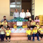 VRG Bảo Lộc tặng quà Tết cho các hộ nghèo