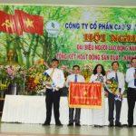 Cao su Tân Biên thu nhập bình quân 9,8 triệu đồng/người tháng