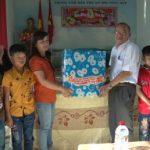 Cao su Chư Păh trích 150 triệu đồng tặng quà gia đình chính sách