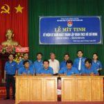 Đoàn Thanh niên Cao su Bình Long tập huấn kỹ năng cho cán bộ Đoàn