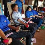 Thanh niên Cao su Chư Păh hiến máu tình nguyện