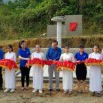 Đoàn Thanh niên VRG khánh thành công trình nước sạch tại Quảng Nam