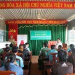 Cao su Đồng Phú đào tạo khai thác mủ cho 200 học viên