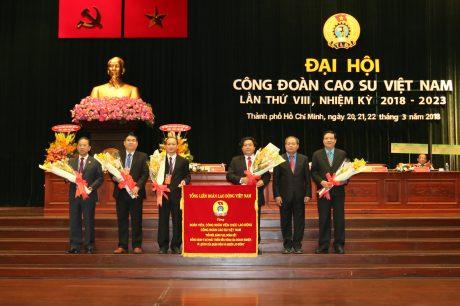 ông Trần Văn Lý – Phó Chủ tịch Tổng LĐLĐ VN