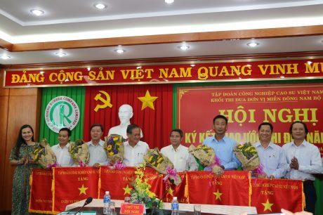 , ông Phan Viết Phùng – Trưởng Ban Thi đua Tuyên truyền Văn thể VRG