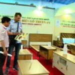 450 doanh nghiệp tham gia hội chợ ngành Gỗ VIFA – EXPO 2018