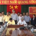 Cao su Chư Păh và Viện Nghiên cứu CSVN ký hợp tác toàn diện