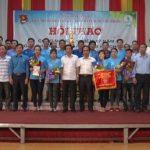 110 vận động viên Cao su Chư Prông tham gia hội thao