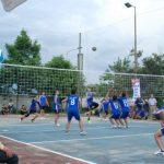 Cao su Chư Păh tổ chức giải bóng chuyền truyền thống
