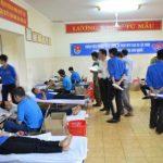 Cao su Lộc Ninh: 473 lượt tình nguyện viên hiến máu