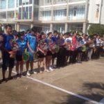 18 đội tham gia giải bóng chuyền Cao su Ea H'Leo