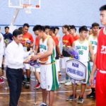 Geru Star tài trợ Giải bóng rổ vô địch quốc gia