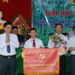 Ông Trương Công Lực tái đắc cử Chủ tịch Công đoàn Cao su Ea H'leo