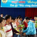 Ý nghĩa hoạt động Tháng công nhân ở Cao su Đồng Nai