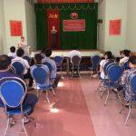Khai giảng lớp Cao đẳng nghề Công nghệ sản xuất sản phẩm từ cao su