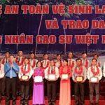 243 Công nhân Cao su Việt Nam ưu tú được tôn vinh