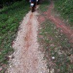 Góp sức cho con đường lên đồi cao su