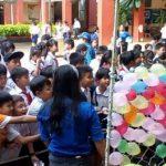 Sôi nổi hoạt động thanh niên tình nguyện hè ở Cao su Phước Hòa