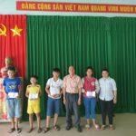 Cao su Phước Hòa trao quà cho trẻ em khó khăn