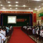 Công đoàn Cao su Đồng Phú tập huấn nghiệp vụ