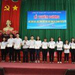 Cao su Bình Long tuyên dương, khen thưởng học sinh giỏi