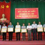 Đảng bộ Cao su Bình Long: Thực hiện tốt 9/15 chỉ tiêu Nghị quyết Đại hộiXIII