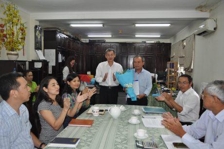 Ông Lương Nguyên Khánh giữ chức vụ Phó Tổng biên tập Tạp chí từ ngày 1/7/2018