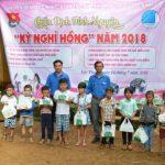 Đoàn Thanh niên Cao su Lộc Ninh tổ chức Kỳ nghỉ hồng