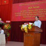 Đảng bộ VRG cơ bản hoàn thành các chỉ tiêu nửa nhiệm kỳ 2015 - 2020