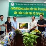 VRG có nhiều đóng góp cho sự phát triển của tỉnh Lai Châu