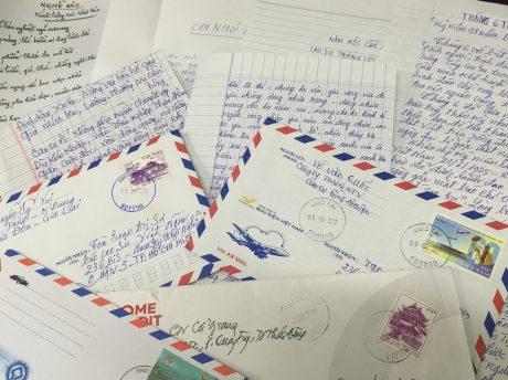 Những lá thư từ bạn đọc gửi về Tạp chí Cao su VN.