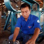 Trần Hữu Tâm – Gương sáng cải tiến kỹ thuật
