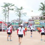 Sôi nổi hội thao kỉ niệm 40 năm thành lập Cao su Phú Riềng