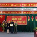 Cao su Krông Buk tổ chức Ngày hội toàn dân bảo vệ an ninh Tổ quốc