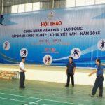Sẵn sàng cho ngày hội thể thao Khu vực I – Sơn La