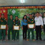 Nông trường Tân Hiệp nhất toàn đoàn Hội thi Bàn tay vàng Cao su Tân Biên