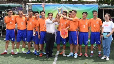 Đồng chí Thái Bảo Tri - UVBCH Đoàn Khối DNTW Khối trưởng Khối sản xuất Nông lâm nghiệp thuộc thuộc Đoàn Khối Doanh nghiệp Trung ương