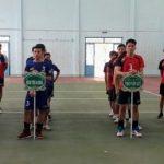 Khai mạc giải bóng chuyền nam truyền thống Cao su Dầu Tiếng