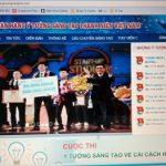Trung ương Đoàn tổ chức cuộc thi ý tưởng sáng tạo