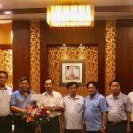 VRG chúc mừng Đảng Nhân dân Campuchia (CPP) giành thắng lợi trong cuộc bầu cử Quốc hội