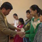Cao su Chư Păh trao thưởng 444 học sinh