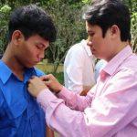 Đoàn TN Cao su Đồng Phú: Kết nạp 115 đoàn viên mới