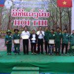 Hội thi Thợ giỏi Cao su Việt - Lào: Tay nghề xuất sắc chiếm 85%