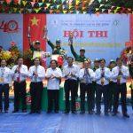Hội thi Bàn tay vàng Cao su Phú Riềng: Khen thưởng 287 triệu đồng