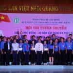 Cao su Phú Riềng tuyên dương 40 thanh niên công nhân tiêu biểu